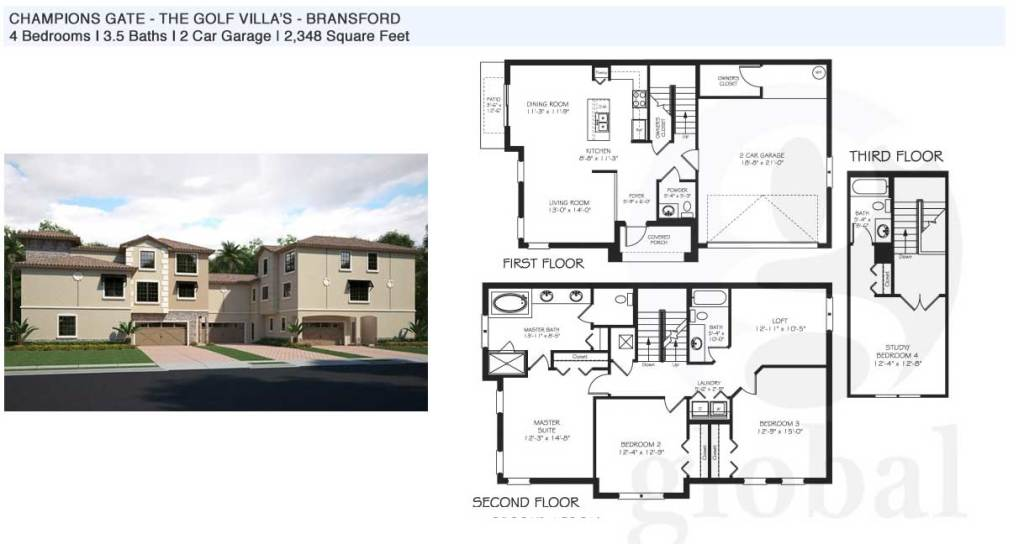 bransford Floor Plan